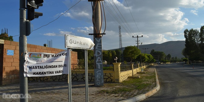 Şarbon vakası Bitlis'te can aldı iddiası