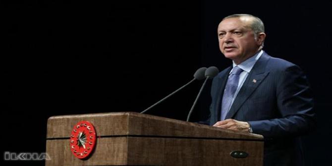 Cumhurbaşkanı Erdoğan'dan yeni eğitim-öğretim yılı mesajı