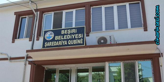 Beşiri Belediyesi: DEDAŞ binası yıkılmadı