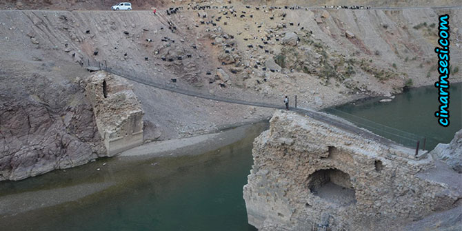 Mermi ve toplarla tahrip edilen tarih: Pisyar Köprüsü