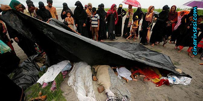 BM'nin Arakan raporu: Böyle bir vahşete şimdiye kadar tanıklık etmedik