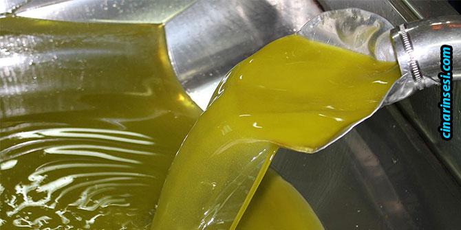 Şanlıurfa Ticaret Borsasında ham zeytinyağı 7 liradan satıldı