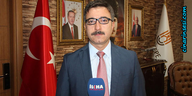 Kızıltepe'nin yeni kaymakamı Mehmet Yüzer göreve başladı