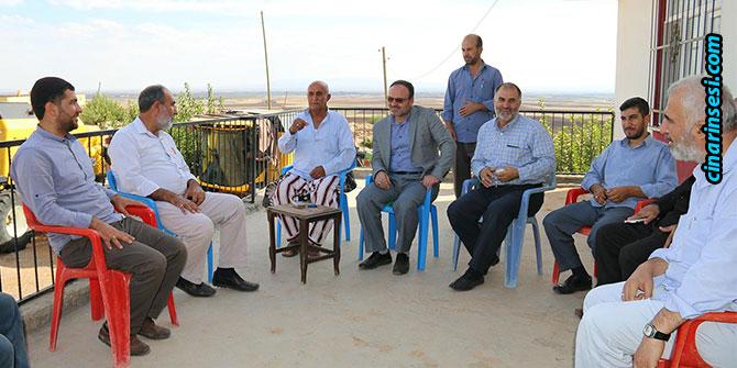 HÜDA PAR Diyarbakır İl Başkanlığından köy ziyaretleri