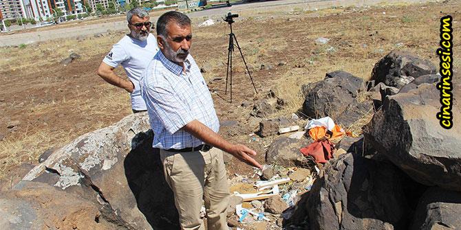 Diyarbakır Mezopotamya Mahallesi'nde madde bağımlıları mahalleliyi tedirgin ediyor