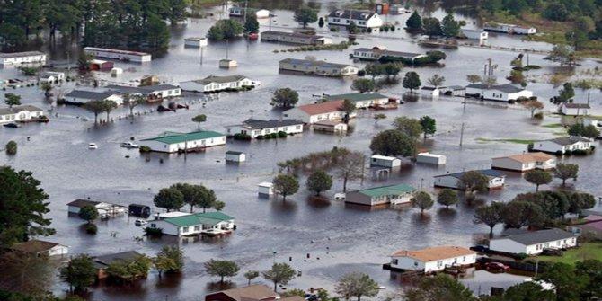Florence kasırgasında hasar 17-20 milyar dolar
