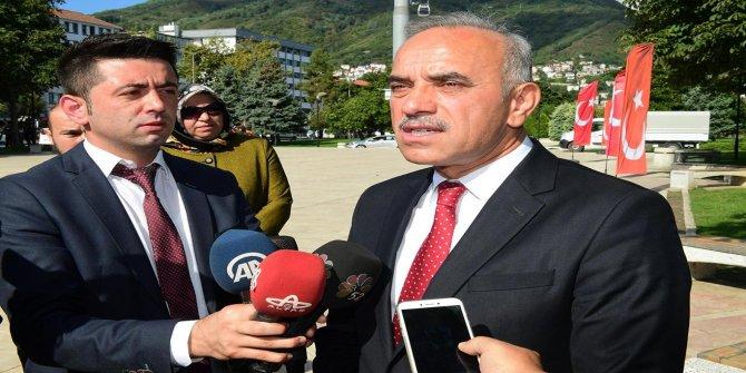 Ordu Büyükşehir Belediye Başkan Vekili Engin Tekintaş göreve başladı