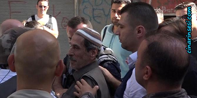 Diyarbakır Bağlar'da av tüfeğiyle havaya ateş açan yaşlı adam korkuttu