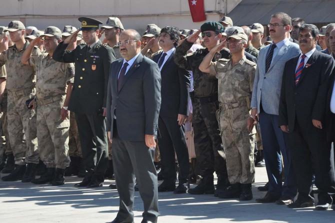 Bitlis'te Gaziler Günü kutlamaları yapıldı