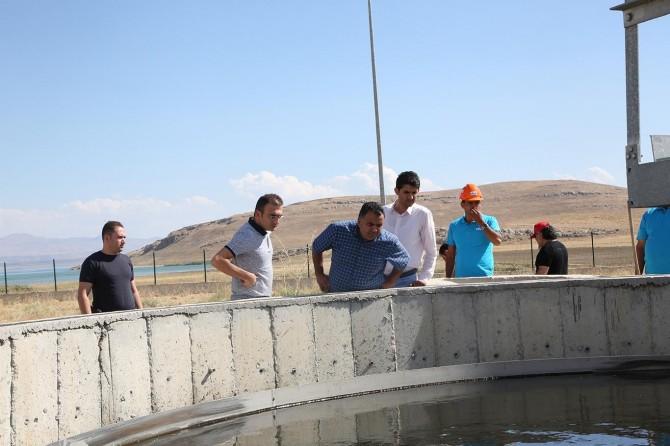 Çelebibağı arıtma tesisinde SCADA kuruldu