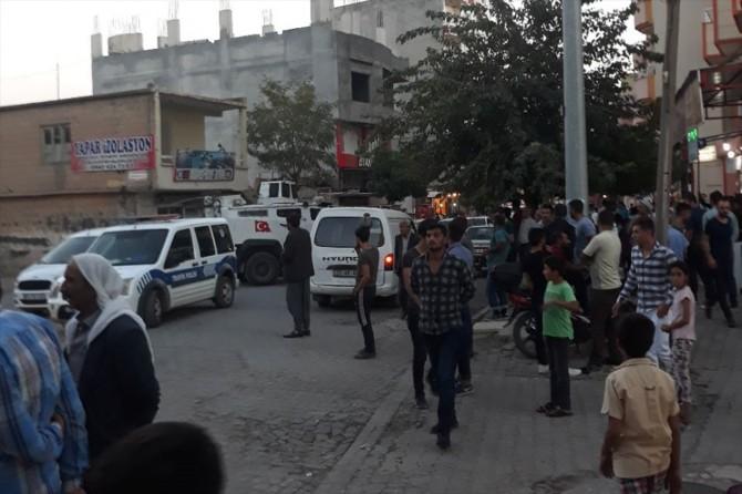 Şanlıurfa Viranşehir'de aileler arasında silahlı kavga: 5 yaralı
