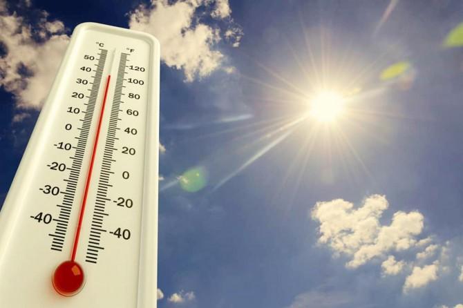 Hava sıcaklığı ülke genelinde artacak