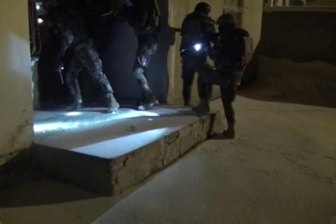 Van merkezli Diyarbakır ve Gaziantep'te PKK operasyonu: 7 gözaltı