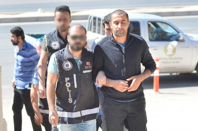 Mardin merkezli FETÖ operasyonu: 5 kişi tutuklandı