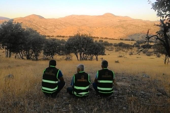 Siirt'te avlanmada yasaklanan araç ve gereçlerin kullanılmasına yasal işlem