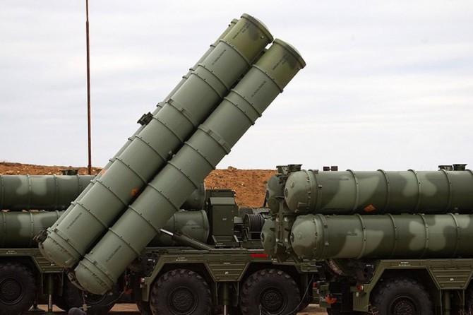 Rusya'dan S-400 alan Çin'e ABD'den yaptırım