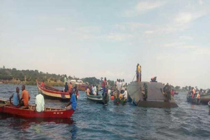 Li Tanzanyayê ferîbot binavbû: 86 mirî