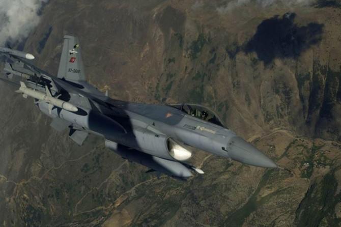 Gara bölgesinde 4 PKK'li öldürüldü