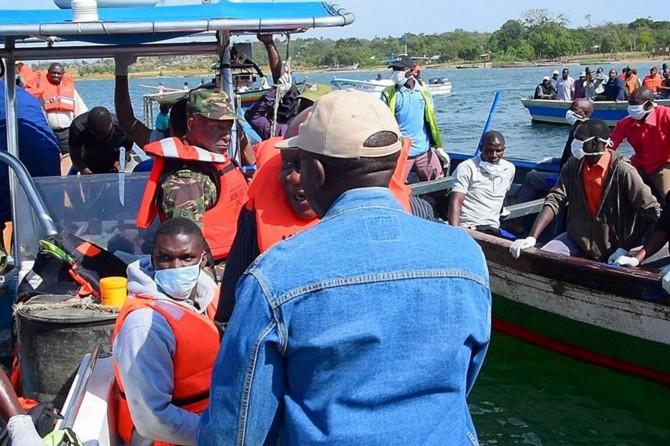 Tanzanya'da ölenlerin sayısı 136'ya yükseldi