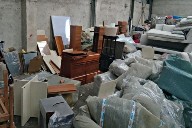 Gaziantep'te 60 bin TL değerinde beyaz eşya çaldılar
