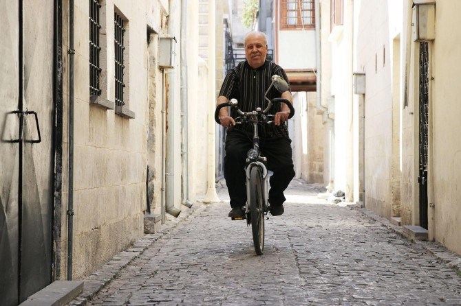 Gaziantep'te takunya ustasının 65 yıllık bisiklet tutkusu