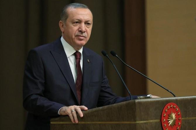 Cumhurbaşkanı Erdoğan ABD ziyareti öncesi açıklamalarda bulundu