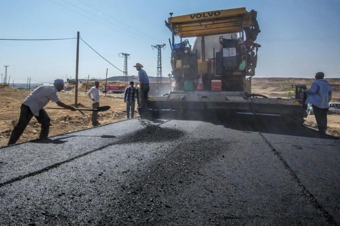 Batman Kozluk'ta 3 köy yolu daha asfaltlandı