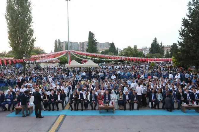 GastroAntep Festivali 3 günde 250 bin kişiyi ağırladı
