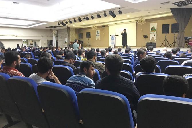 Konya'da Hz. Hüseyin ve Kerbela programı