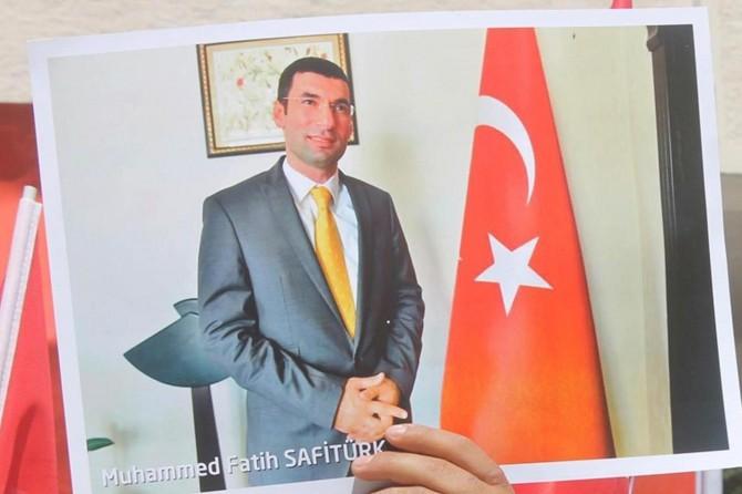 Kaymakam Safitürk Davasıertelendi