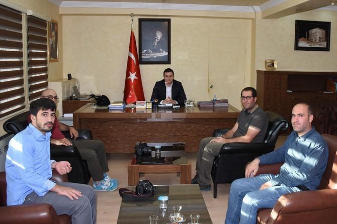 Nusaybin Kaymakamı Mehmet Balıkçılar görevine başladı
