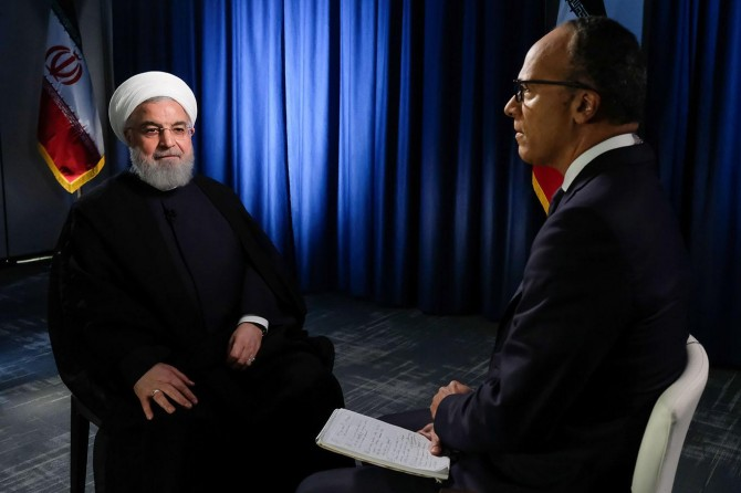 Ruhani: Trump ile görüşmek için bir programım yok