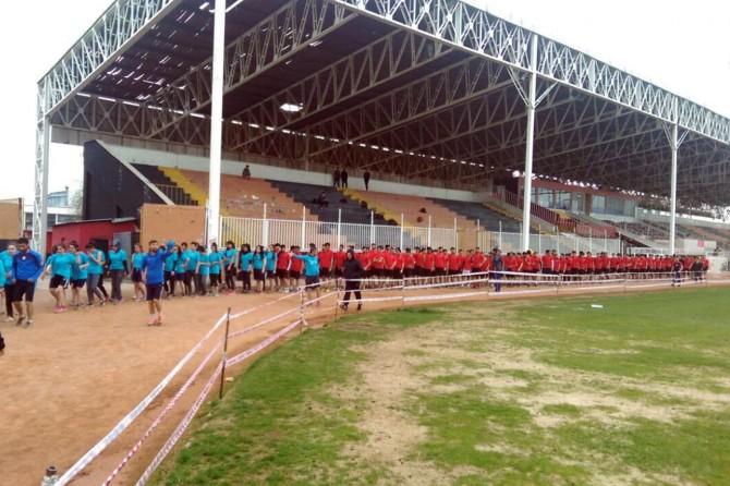 Van Büyükşehir 151 sporcuyu üniversiteli yaptı