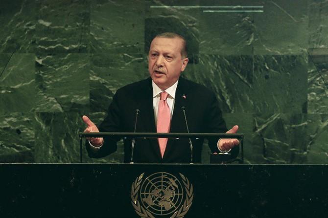 Cumhurbaşkanı Erdoğan'dan BM Zirvesi'nde ABD'ye mesaj