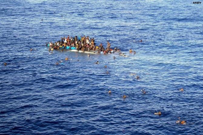 Edirne'de 5 göçmenin sahile vurmuş bedenine ulaşıldı