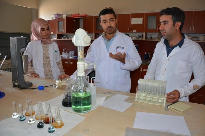 Toprak-Bitki Analiz Laboratuvarı çiftçilere hizmet veriyor