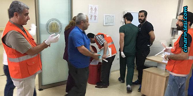 Diyarbakır Büyükşehir Belediyesinden sağlık kuruluşlarında tıbbi atık denetimi