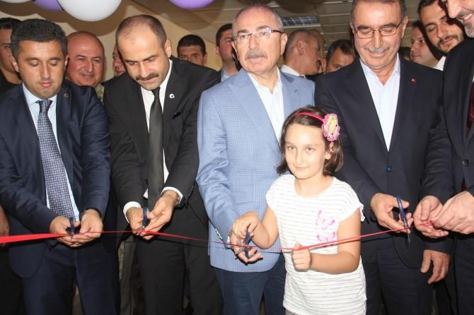Midyat Devlet Hastanesinde ikinci çocuk servisi açıldı