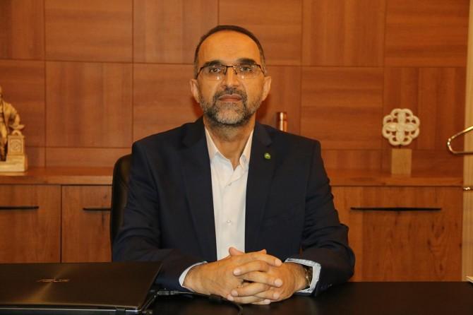 """HÜDA PAR Genel Başkanı Sağlam'dan """"yerel seçim"""" açıklaması"""