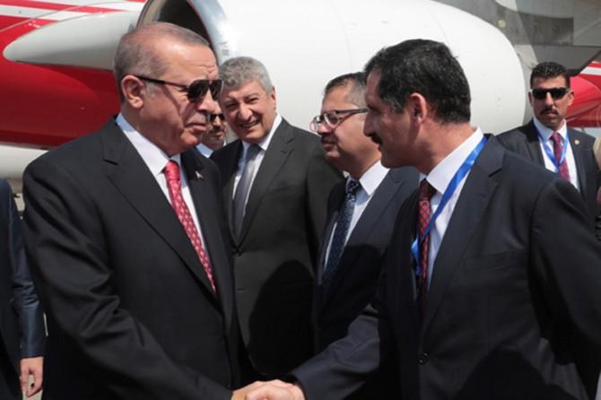 Cumhurbaşkanı Erdoğan: Sessiz kalmamız mümkün değil