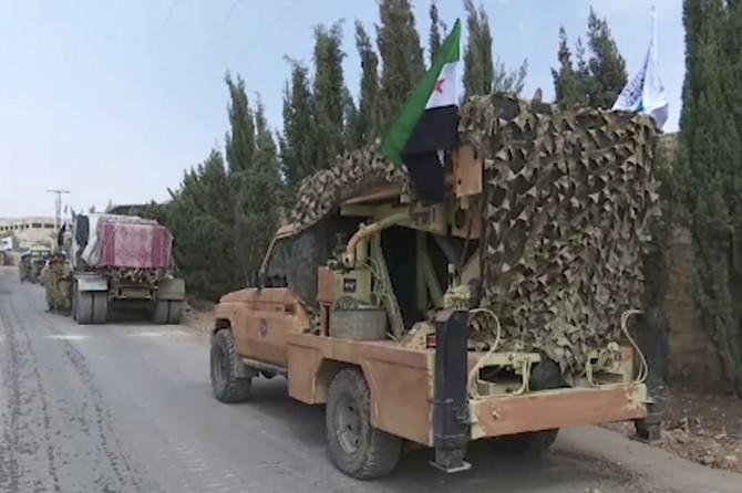 Rusya: İdlib'den binden fazla silahlı muhalif çekildi