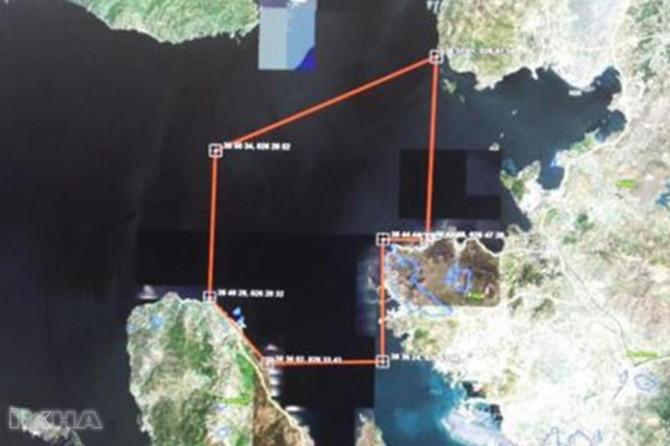 Immigrant boat sinks off Izmir's coast: 8 dead 25 missing