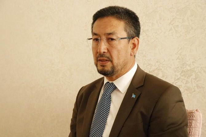 An open-air prison for 35 million people: East Turkestan