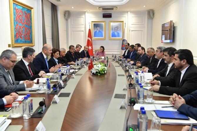 Bakan Soylu: İran ile iş birliğimiz bizleri her zor dönemde umutlandırmıştır
