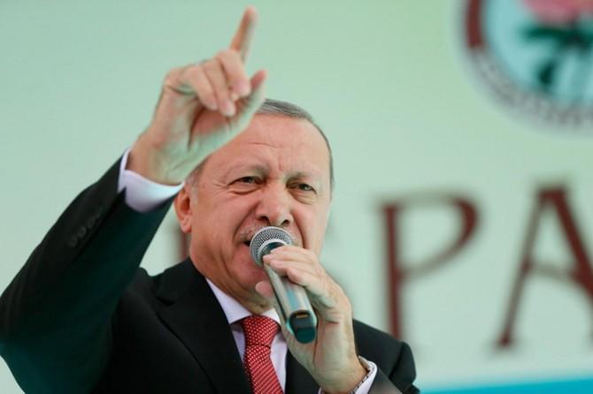 Cumhurbaşkanı Erdoğan'dan Münbiç açıklaması: Oraya da girilecek!