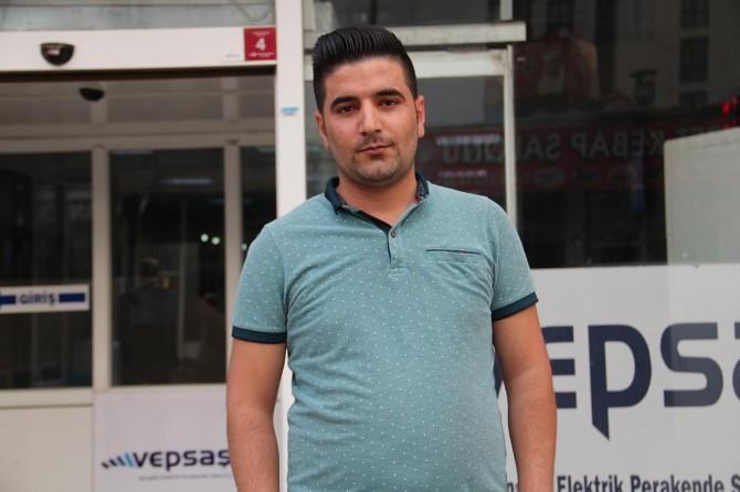 """VEPSAŞ çalışanının vatandaşı """"aşağıladığı"""" iddiası"""