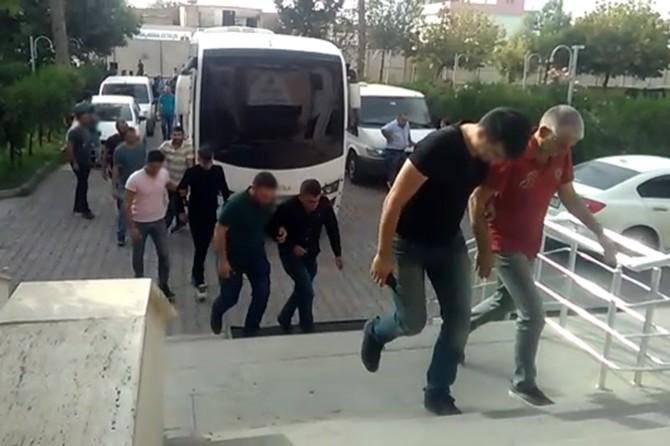 Mardin Kızıltepe'de huzur uygulamasında 3 tutuklama