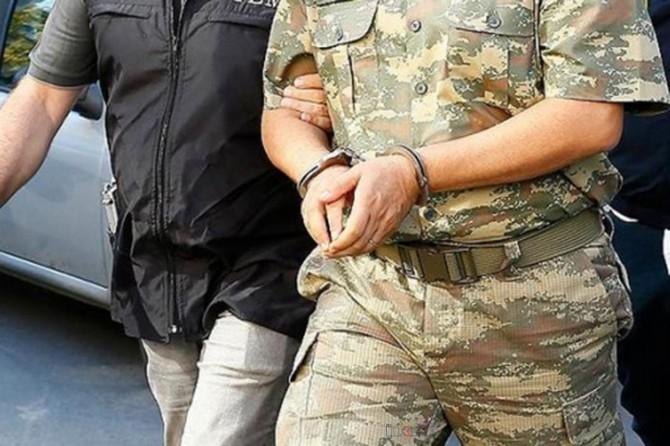 9'u pilot 36 subay hakkında gözaltı kararı