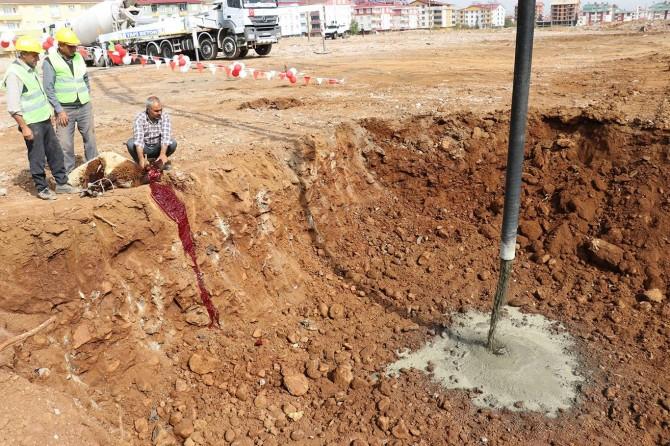 Bingöl'de kentsel dönüşümün temeli atıldı