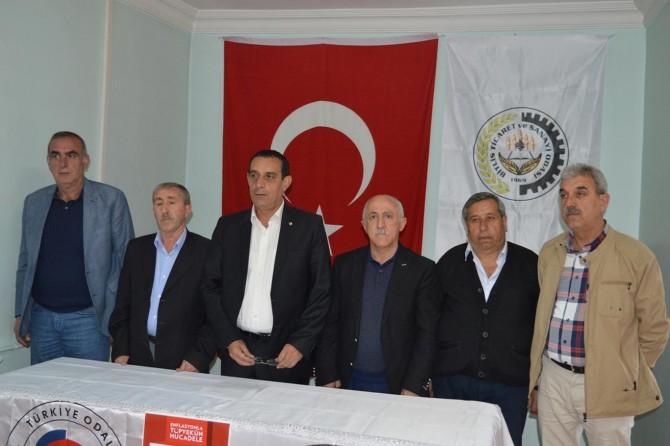 Bitlis TSO'dan enflasyonla mücadele programına destek